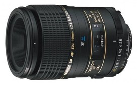 TAMRON AF SP 90mm F/2.8 Di Macro 1:1 pro Canon