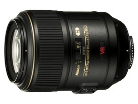 NIKON 105mm/F2.8G IF-ED AF-S VR MICRO